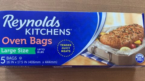 Reynolds Kitchen Oven Bags