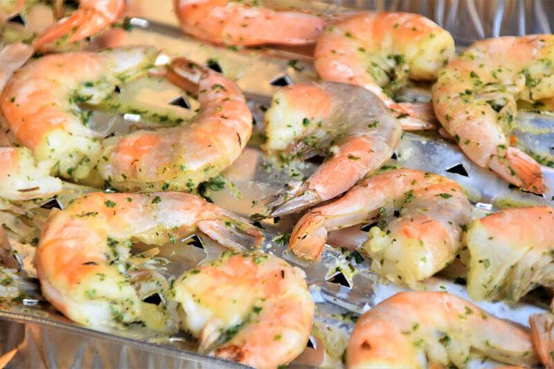 Shrimp, Shrimp, Shrimp, Who Knew!